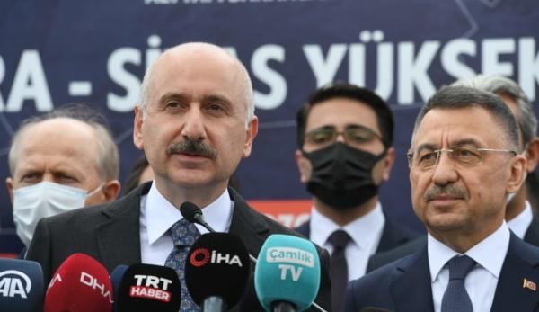 Ankara-Sivas YHT Hattında; Yeni İstasyonlar Yapılacak
