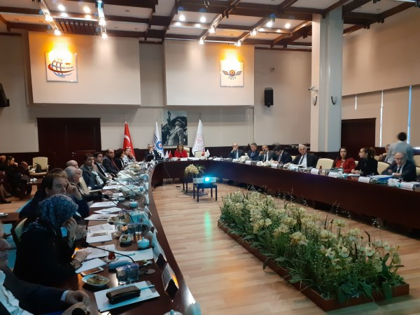Engelli Hizmetleri Dairesi Başkanlığı Koordinasyon Toplantısı
