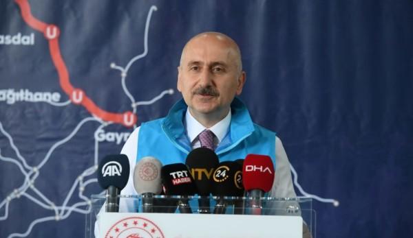 Halkalı ve Gayrettepe Hatlarımız, İstanbul'un En Hızlı Metroları Olacak