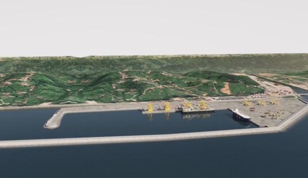 Rize İyidere Lojistik Limanı, Çevresel Açıdan En Doğru Yaklaşımlarla İnşa Ediliyor