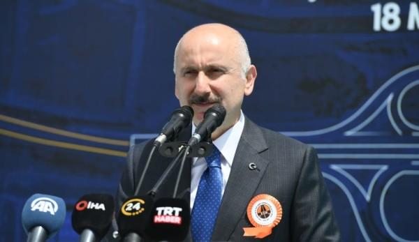 Türk Havacılık ve Uzay Sanayi Köprülü Kavşağı Hizmete Açıldı