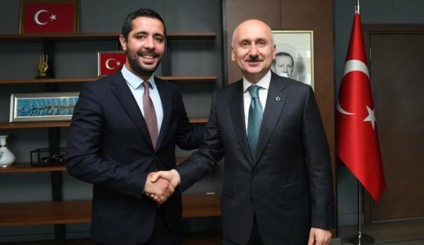 Türkiye ve Sırbistan Arasında Ulaştırma Alanında İş Birliği Adımı