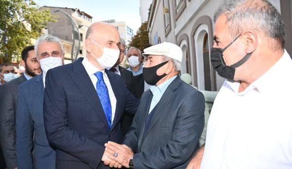 Ulaştırma Bakanı Karaismailoğlu'ndan Tekirdağ Kapaklılara İki Müjde