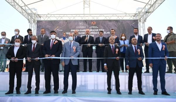 Ulaştırma Bakanı Karaismailoğlu: Projelerimizin Birini Bitiriyor, Birine Başlıyoruz