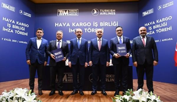 Ulaştırma Bakanı Karaismailoğlu: Üretilen Ürünler THY Tarafından Yüzde 35 İndirimli Taşınacak