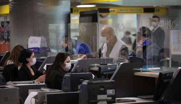 Ulaştırma Bakanı Karaismaioğlu: PTT'de, Pandemi Döneminde 519 Milyon İşlem Yapıldı