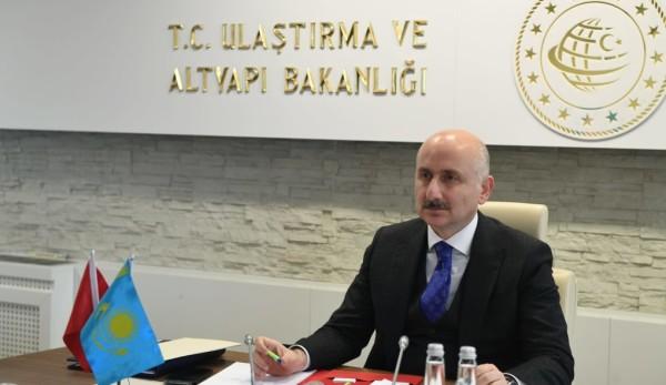 Kazakistan, Türkiye'ye İlk Etapta 3 Bin Adet İlave Transit Geçiş Belgesi Verecek